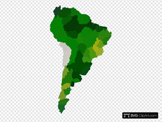 South America Clipart