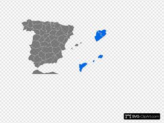 Map Spain Club Villamar4