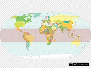 World Map Torrid