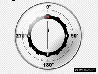 Roba Modern Compass Rose