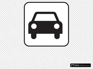 Automobile Car White