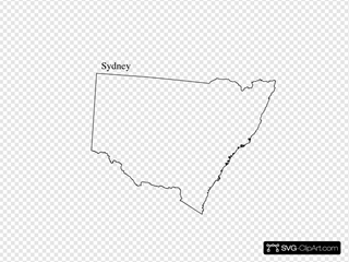 Map Of Nsw