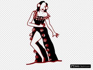Flamenco Spanish Dancer