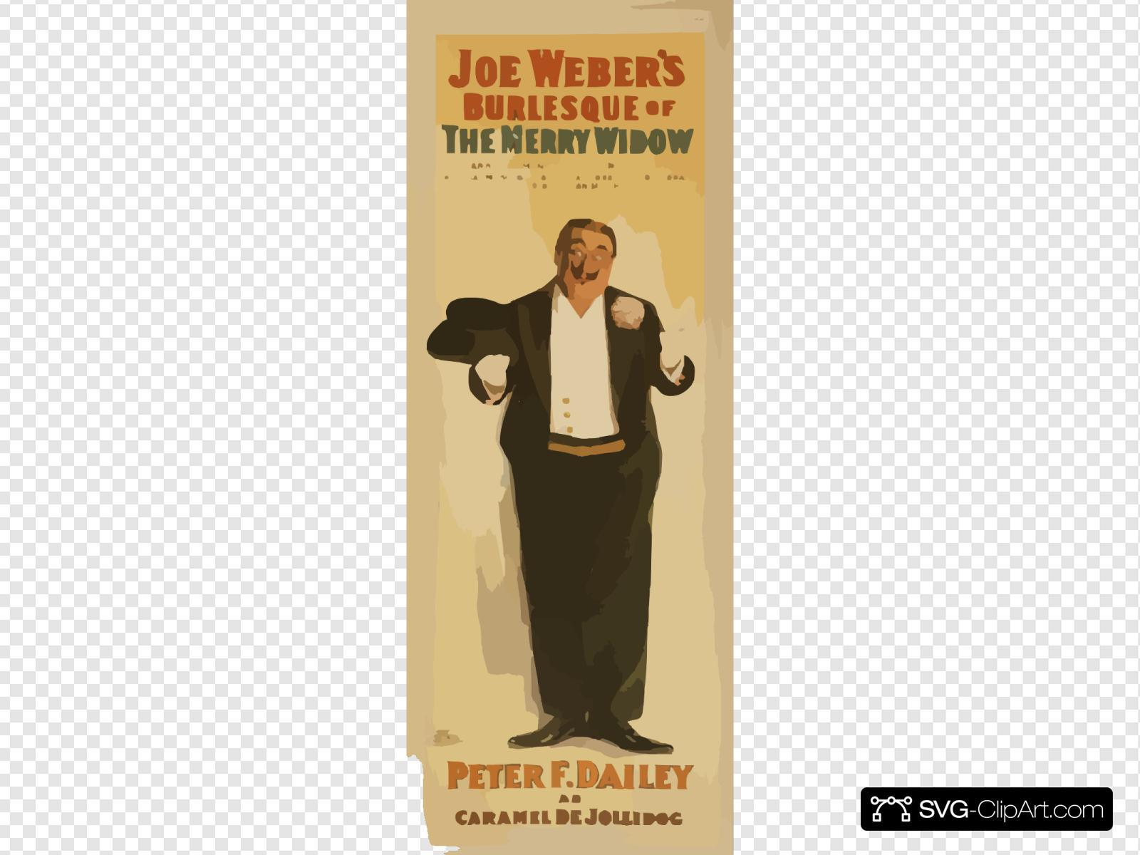 Joe Weber S Burlesque Of The Merry Widow By Arrangement With Henry W. Savage ; Original Music By Franz Lehar ; Book By Geo. V. Hobart ; Staged By Julian Mitchell.
