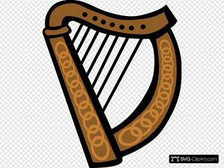 Celtic Harp Simple