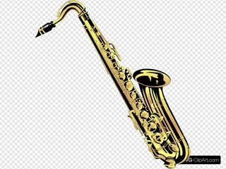 Saxophone 6