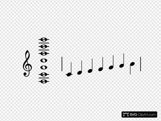 Note Segment Of C