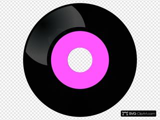 Hot Pink 45