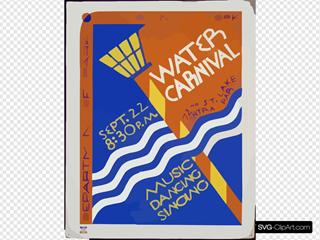 Water Carnival Music, Dancing, Singing.