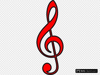 Clave Music Note