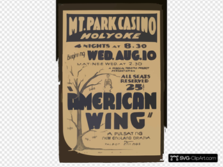 A Federal Theatre Project Presentation  American Wing  A Pulsating New England Drama By Talbot Jennings