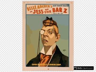 Belle Archer S New Comedy Drama, Jess Of The Bar Z