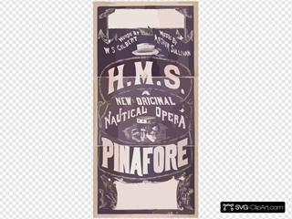 H.m.s. Pinafore A New And Original, Nautical Opera.