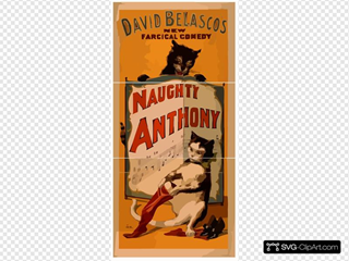 David Belasco S New Farcical Comedy, Naughty Anthony