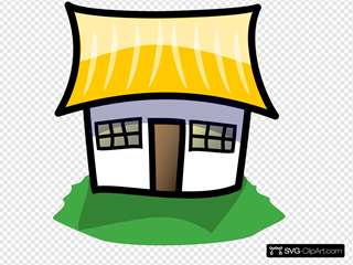 Homes Clipart 13
