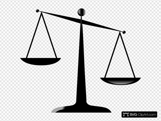 Scales Of Justice (glossy)