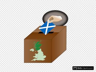 Scotland Europe Uk Ballot