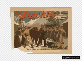 The New Siberia By Bartley Campbell.