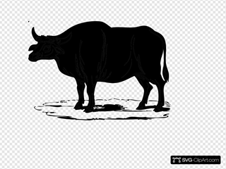 New Cow Clipart