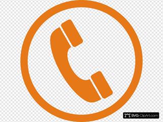 Clipart Telephone