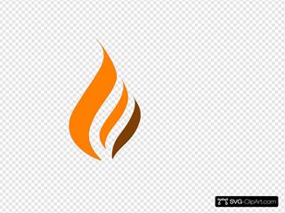 Maron  Flame Logo