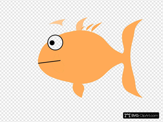 Yellow Sad Fish