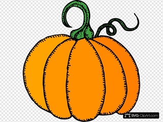 Pumpkin (without Bee)