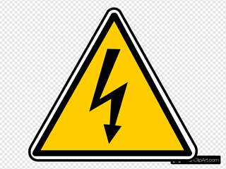 Warning - Electricity