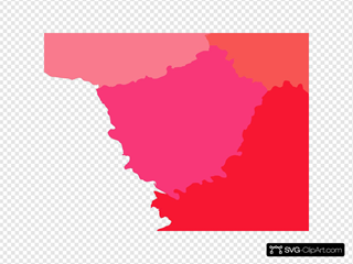 Reddish Pink Blur