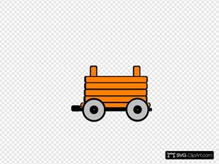 Loco Train Carriage