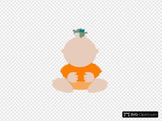 Baby Orange Cute