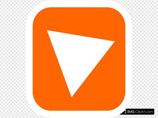 Triangle Inside Square