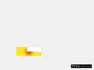 Orange Activate Button