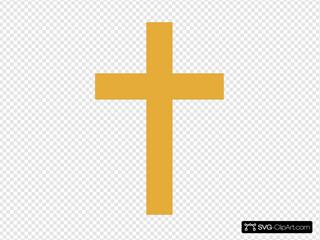Cross- Orange