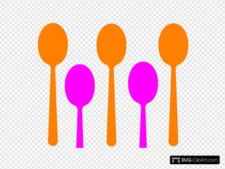 3 Spoons