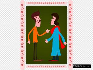 Kablam Indian Couple
