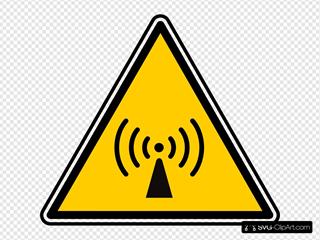 Warning - Wireless Zone
