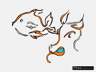 Edited Orange Fish