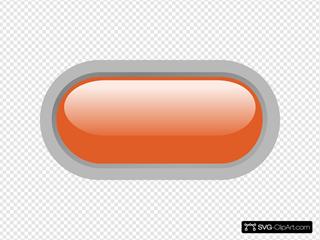 Led Rounded H (orange)
