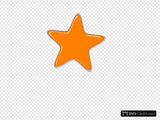 Orange Star Edited2