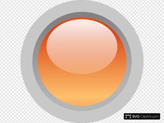 Led Circle (orange)