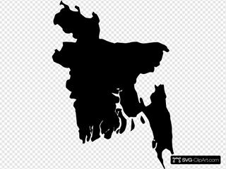 Bangladesh - Map