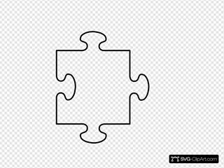 Outline Clip arts
