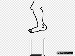 L Is For Leg