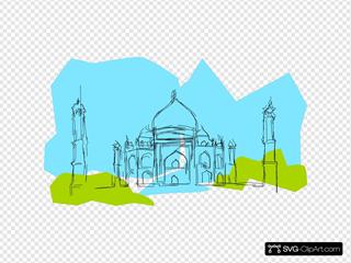 Kablam India The Taj Mahal