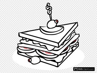 sandwich cartoon svg vector sandwich cartoon clip art svg clipart sandwich cartoon svg vector sandwich