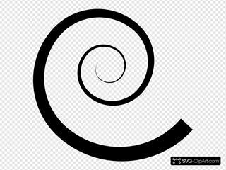 Spiral Clip Art