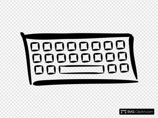 Minimalist Keyboard