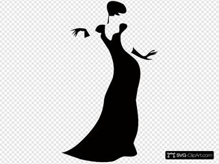 Romanov Dark Lady