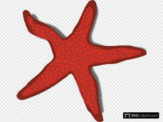 Addon Red Starfish